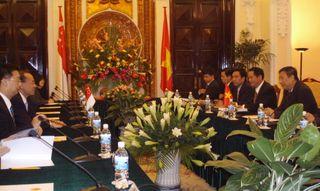 Bilateral Meeting