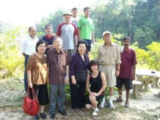 Trip to johore jungle 1200