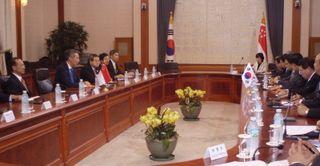 Delegation Meeting