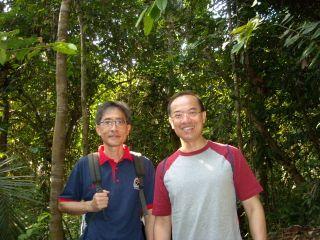Trip to johore jungle 1187