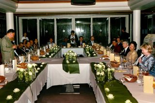 ARF gala dinner @ Trisara