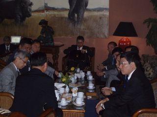 Informal ASEAN FMs' meeting