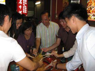 Blogkaki dinner, 21 Feb 10 008