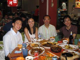 Blogkaki dinner, 21 Feb 10 018