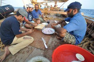 007 Preparing the evning meal of daal